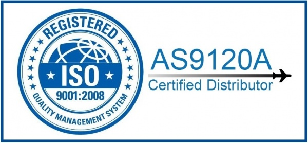 ISO 9001:2008 / AS9120A CERTIFIED
