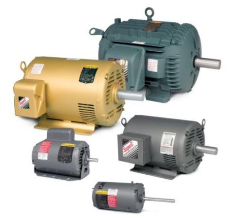 MOTORS, DRIVES & ACCESSORIES