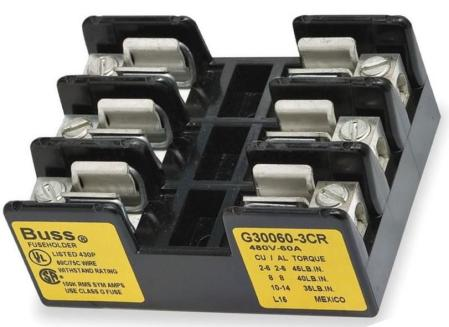 FUSE BLOCKS AND HOLDERS
